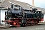 "Hohenzollern 3376 - DGEG ""74 1192"" 15.05.1987 - Bochum-Dahlhausen, EisenbahnmuseumWerner Wölke"