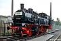 "Hohenzollern 3376 - DGEG ""74 1192"" 08.10.1985 - Bochum-Dahlhausen, EisenbahnmuseumWerner Wölke"