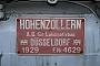 """Hohenzollern 4629 - DGEG """"80 030"""" 27.03.2011 - Bochum-Dahlhausen, DGEG-MuseumPatrick Paulsen"""