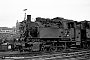 "Hohenzollern 4630 - DB ""80 031"" 03.05.1964 - Schweinfurt, BahnbetriebswerkHerbert Schambach"