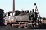 """Hohenzollern 4650 - RAG """"D-727"""" 27.10.1973 - Kamen-Heeren, Hauptwerkstatt RAGPeter Driesch [†] (Archiv Michael Hafenrichter)"""