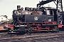 """Hohenzollern 4650 - RAG """"D-727"""" 03.04.1975 - Bönen, Zeche KönigsbornJoachim Lutz"""