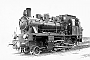 """Hohenzollern 4683 - FMNK """"141"""" __.__.193x - Frankenstein (Schlesien) dampflokomotivarchiv.de Archiv"""