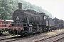 """Humboldt 1180 - DB """"55 4142"""" 06.08.1969 - Schwerte (Ruhr), AusbesserungswerkHelmut Philipp"""