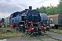 """Humboldt 1821 - GES """"64 094"""" 06.09.2018 - Kornwestheim, alte GüterwagenausbesserungWolfgang Rudolph"""