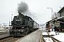 """Humboldt 1824 - DB  """"064 097-9"""" 12.04.1973 - Vohenstrauß, BahnhofKlaus Heckemanns"""