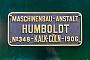 """Humboldt 348 - IBS """"11 sm"""" 27.05.2016 - BrohlGunther Lange"""