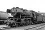 """Jung 11473 - DB """"023 018-5"""" 05.04.1971 - Saarbrücken, Bahnbetriebswerk HauptbahnhofUlrich Budde"""