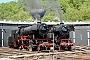 "Jung 11478 - SSN ""23 023"" 30.04.2007 - Bochum-Dahlhausen, EisenbahnmuseumWerner Wölke"