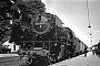 """Jung 11969 - DB """"023 029-2"""" 29.07.1970 - Crailsheim, BahnhofMartin Welzel"""