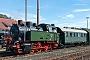 """Jung 12037 - Hespertalbahn """"D 5"""" 16.08.2018 - Bochum-Dahlhausen, EisenbahnmuseumMichael Kuschke"""