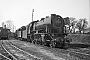 """Jung 12136 - DB """"023 070-6"""" 20.04.1971 - Crailsheim, BahnbetriebswerkKarl-Hans Fischer"""
