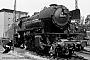 """Jung 12506 - DB """"023071-4"""" 02.07.1968 - Ulm, BahnbetriebswerkUlrich Budde"""