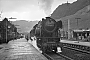 """Jung 12511 - DB """"023 076-3"""" 23.02.1971 - Cochem, BahnhofKarl-Hans Fischer"""