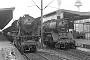 """Jung 12751 - DB """"23 081"""" __.__.1965 - Hannover HauptbahnhofWilhelm Lehmker (Archiv Christoph und Burkhard Beyer)"""