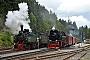 """Jung 261 - HSB """"99 5902"""" 12.08.2017 - Wernigerode, Bahnhof SchierkeWerner Wölke"""
