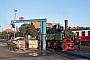 """Jung 261 - HSB """"99 5902"""" 03.10.2014 - Wernigerode, BahnbetriebswerkMartin Welzel"""