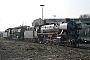 "Jung 8697 - DB ""042 308-7"" 09.04.1976 - Gelsenkirchen-Bismarck, BahnbetriebswerkMichael Hafenrichter"