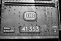 """Jung 9311 - DB """"41 353"""" 29.06.1967 - Wanne-Eickel, BahnbetriebswerkDr. Werner Söffing"""