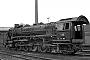 """Jung 9318 - BSW Gelsenkirchen-Bismarck """"41 360"""" 21.11.1978 - Gelsenkirchen-Bismarck, BahnbetriebswerkMichael Hafenrichter"""