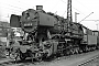 "Jung 9987 - DB ""051 617-9"" 22.04.1973 - Oberhausen-Osterfeld, Bahnbetriebswerk SüdMartin Welzel"