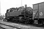"""Krauss-Maffei 15596 - DB  """"064 424-5"""" 27.04.1973 - Weiden, BahnbetriebswerkWerner Peterlick"""