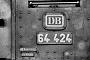 "Krauss-Maffei 15596 - DB  ""64 424"" __.08.1967 - Weiden in der OberpfalzHelmut H. Müller"