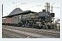 """Krauss-Maffei 15716 - DB """"41 169"""" 02.04.1966 - Hamm (Westfalen), BahnhofHelmut Dahlhaus"""