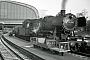 """Krauss-Maffei 15775 - DB  """"050 256-7"""" 17.02.1968 - Hamburg, HauptbahnhofHelmut Philipp"""