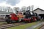 """Krauss-Maffei 15832 - BEM """"50 0072-4"""" 31.03.2018 - Nördlingen, Bayerisches EisenbahnmuseumWerner Schwan"""