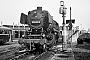 """Krauss-Maffei 16030 - DB  """"050 821-8"""" 24.08.1970 - Mayen, BahnbetriebswerkKarl-Hans Fischer"""