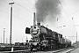 "Krauss-Maffei 16035 - DB  ""050 826-7"" 12.05.1969 - Krefeld, Rangierbahnhof HohenbudbergMartin Welzel"