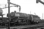 "Krauss-Maffei 16157 - DB  ""44 552"" 07.04.1965 - Hanau, BahnbetriebswerkDetlef Schikorr"