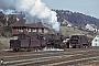 "Krauss-Maffei 16356 - DB  ""052 839-8"" 04.04.1973 - Rottweil, BahnhofKlaus Heckemanns"