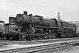 """Krauss-Maffei 16426 - DR """"52 1115-6"""" 14.07.1974 - Dresden-Friedrichstadt, GüterbahnhofTrunk (Archiv Jörg Helbig)"""