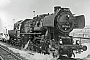 """Krauss-Maffei 16480 - DR """"52 8116-7"""" 29.04.1986 - Cottbus, BahnhofSilvio Bachmann"""