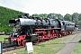 """Krauss-Maffei 16711 - BEM """"52 8168-8"""" 26.08.2017 - Nördlingen, Bayerisches EisenbahnmuseumGerd Zerulla"""