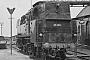"""Krauss-Maffei 17661 - DB """"65 001"""" 16.07.1968 - Darmstadt, BahnbetriebswerkHelmut Philipp"""