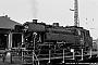 """Krauss-Maffei 17661 - DB """"065 001-0"""" 02.04.1971 - Aschaffenburg, BahnbetriebswerkUlrich Budde"""