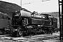 """Krauss-Maffei 17662 - DB """"065 002-8"""" 19.08.1969 - Darmstadt, BahnbetriebswerkUlrich Budde"""
