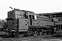 """Krauss-Maffei 17894 - DB """"065 015-0"""" 09.07.1968 - Gießen, BahnbetriebswerkUlrich Budde"""
