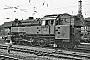 """Krauss-Maffei 17894 - DB """"065 015-0"""" __.07.1968 - Gießen, HauptbahnhofHelmut H. Müller"""