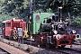 "Krauss 1222 - DGEG ""BERG"" 09.08.1986 - Neustadt (Weinstraße), EisenbahnuseumIngmar Weidig"