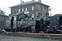"""Krauss 8212 - DB """"98 1125"""" 03.05.1964 - Schweinfurt, BahnbetriebswerkHerbert Schambach"""