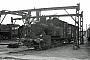 """Krauss 8275 - DB """"098 886-5"""" 12.07.1974 - Schweinfurt, BahnbetriebswerkMartin Welzel"""
