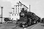 "Krauss 8338 - BLE ""142"" 23.09.1967 - Butzbach, Bahnhof OstKarl-Friedrich Seitz"