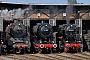 """Krenau 1104 - Eisenbahnstiftung """"44 1616"""" 21.05.2016 - Heilbronn, Süddeutsches EisenbahnmuseumWerner Schwan"""