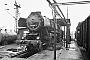 "Krenau 1271 - DR ""52 8098-7"" 13.02.1988 - Engelsdorf (bei Leipzig), BahnbetriebswerkTilo Reinfried"