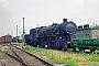 """Krenau 1428 - DR """"52 8114-2"""" 28.07.1994 - Halle (Saale) Betriebshof PRalph Mildner (Archiv Stefan Kier)"""