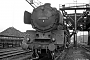 "Krupp 1167 - DB ""001 088-4"" 06.05.1973 - Hof, BahnbetriebswerkMartin Welzel"